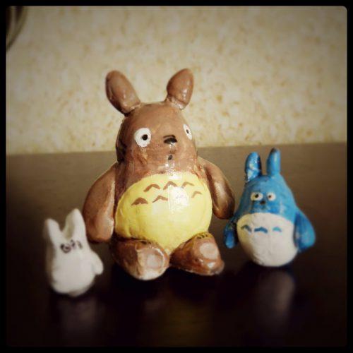 My Neighbor Totoro (Clay)