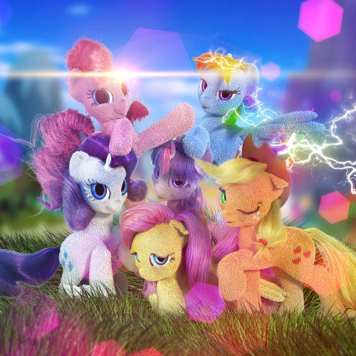 """My Little Pony"" (3D graphics)"