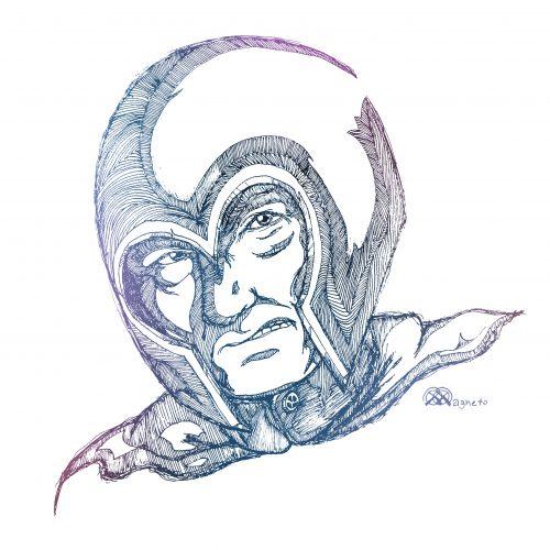 "Magneto (""X-Men"")"