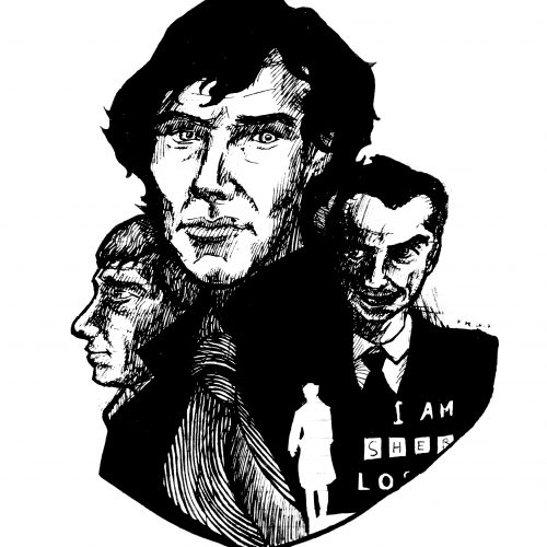Sherlock: The game has begun …