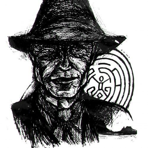 "The Man in Black (""Westworld"")"