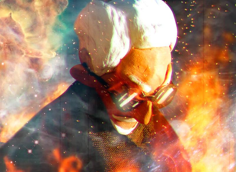 Эдвард Прейфилд и гибель Вселенной (Иллюстрация)