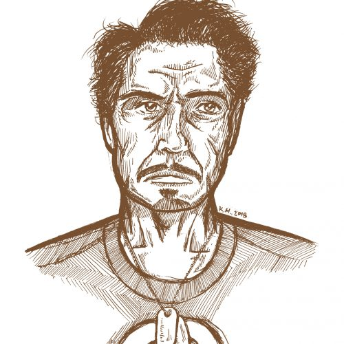 "Tony Stark (""Iron Man"")"